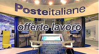 Poste Italiane assume consulenti finanziari - adessolavoro.com