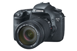 Canon EOS 7D Firmware Download
