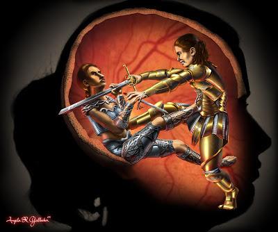 Image result for battlefield of mind