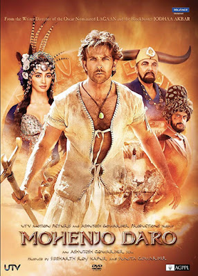 Mohenjo Daro 2016 Hindi 720p BRRip 1.35GB