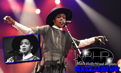 "Singer Lauryn Hill Announces ""Diaspora Calling"" Music Festival In New York"