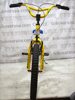 Sepeda BMX Wimcycle Drag Soccer 20 Inci