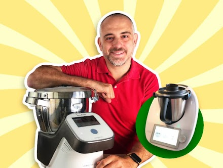 Todo sobre Moulinex iCompanion Touch XL - unboxing y comparativa con Thermomix TM6