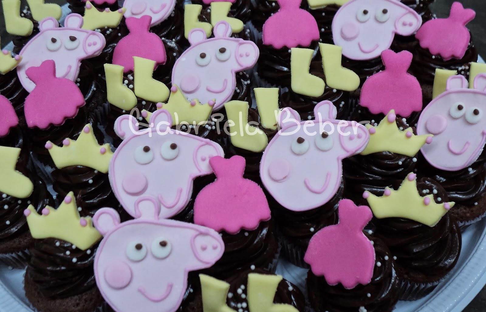 Bolos E Doces Personalizados: Peppa Pig