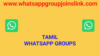 JOIN TAMIL WHATSAPP GROUP JOINS LINK