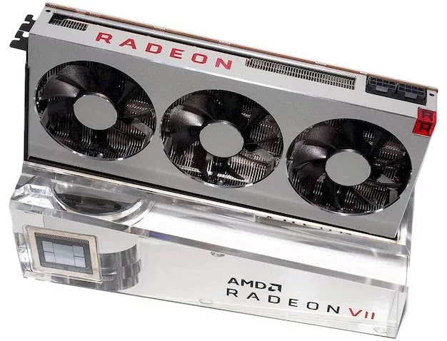 Radeon VII 7nm
