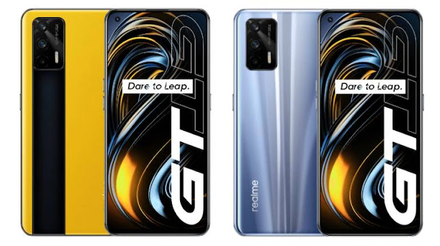 Realme GT 5G TechNotesArabic.com