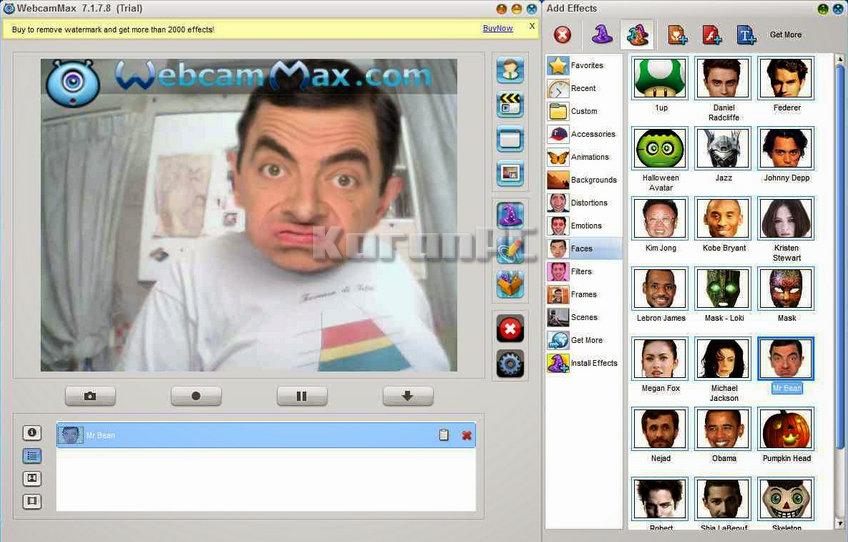 WebcamMax 8.0 Download