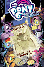 My Little Pony Paperback #17 Comic Cover A Variant