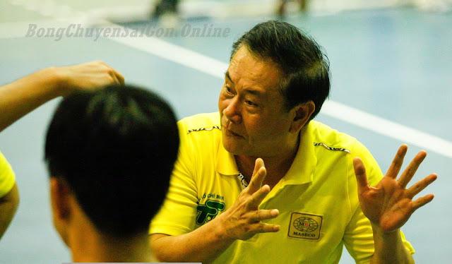 """HLV Bùi Huy Châm """"đi chợ nấu cơm"""" giúp bóng chuyền TPHCM trở lại đỉnh cao"""