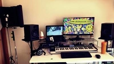 Perlengkapan Untuk Membuat Home Recording