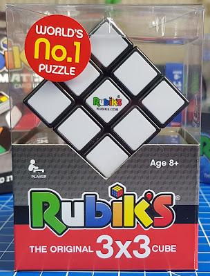 Rubik's Classic Original 3x3 Cube boxed