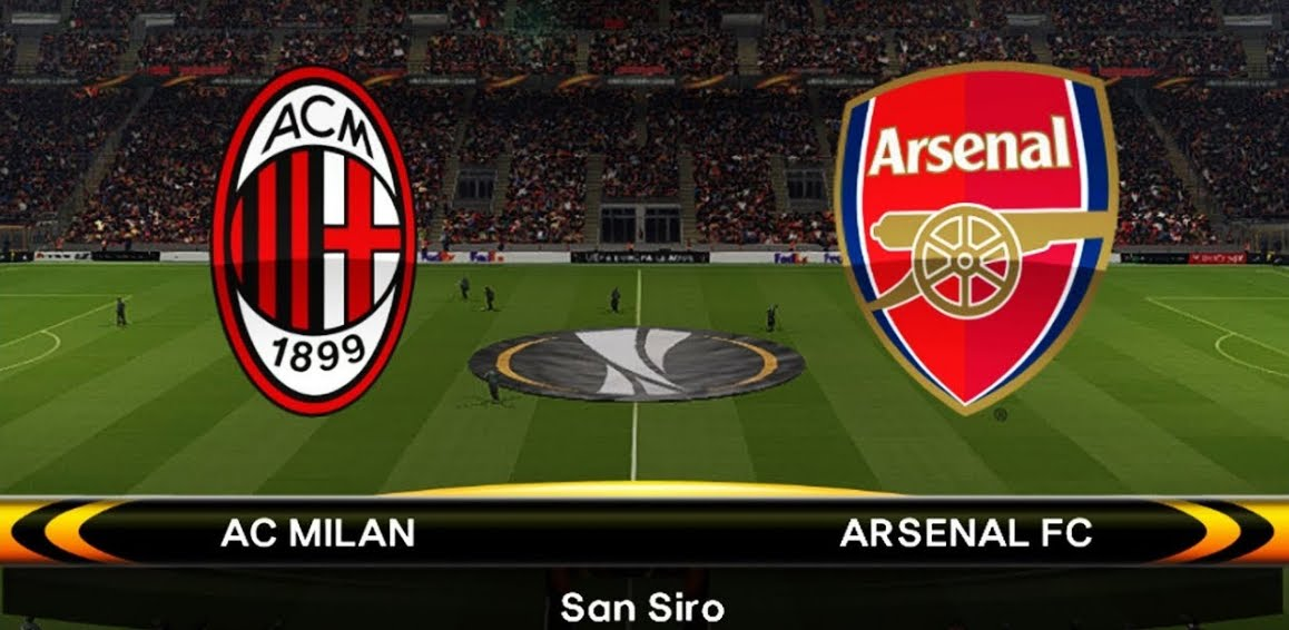 Dove Vedere MILAN-Arsenal Streaming Video Diretta Online | Calcio Europa League