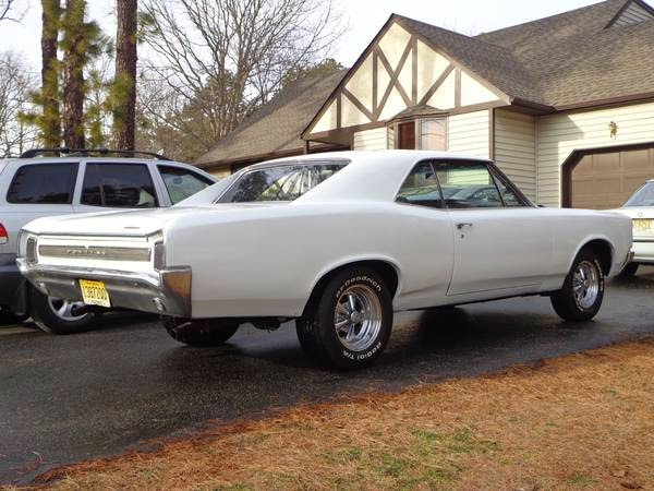 1966 Pontiac Lemans For Sale Buy American Muscle Car