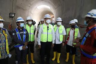 Alternatif Atasi Banjir Kota Medan, Musa Rajekshah Harapkan Bendungan Lau Simeme Selesai Tepat Waktu