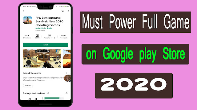 Best Use Full apps on google Play Store 2020