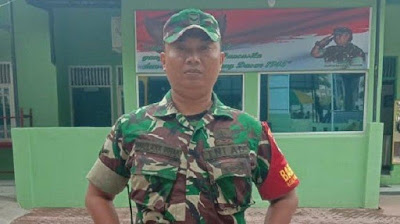 Ini Sosok Anggota TNI yang Selamatkan Bocah Pengemis Hingga Dirantai Orang Tuanya