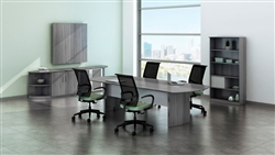 Mayline Medina Series Conference Furniture