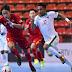 Jadwal Indonesia vs Vietnam di AFF Futsal Championship 2017, Perbesar Peluang Lolos Garuda!