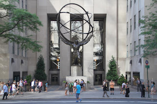 Image result for rockefeller center sculptures