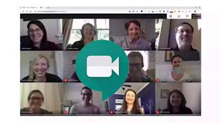 Google Meet تحد الاجتماعات على 60 دقيقة