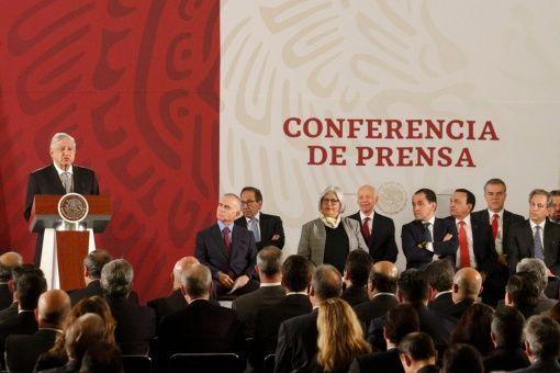 López Obrador anuncia millonario acuerdo de inversión en México