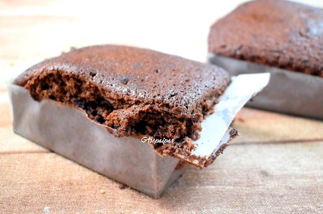 Sobaos Pasiegos de Chocolate. Vídeo Receta