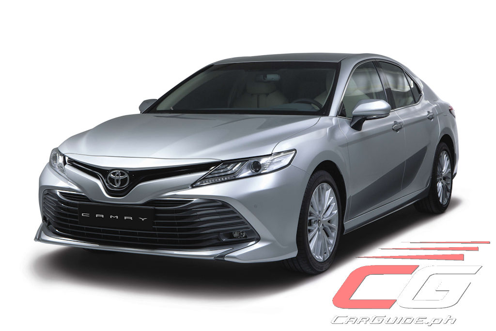 all new toyota camry 2019 philippines grand avanza 2018 tipe g motor launches all-new (w ...