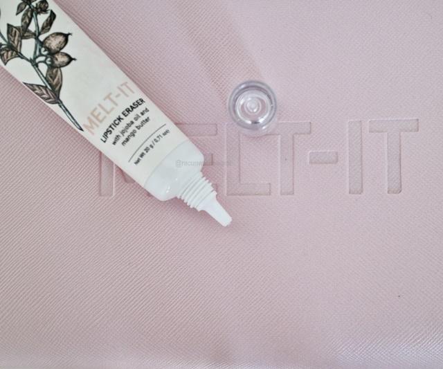 Aplikator Evete Naturals x Lippielust MELT-IT Lipstick Eraser