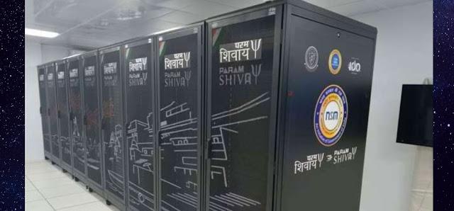 Milestones of Independent India,first supercomputer PARAM 8000