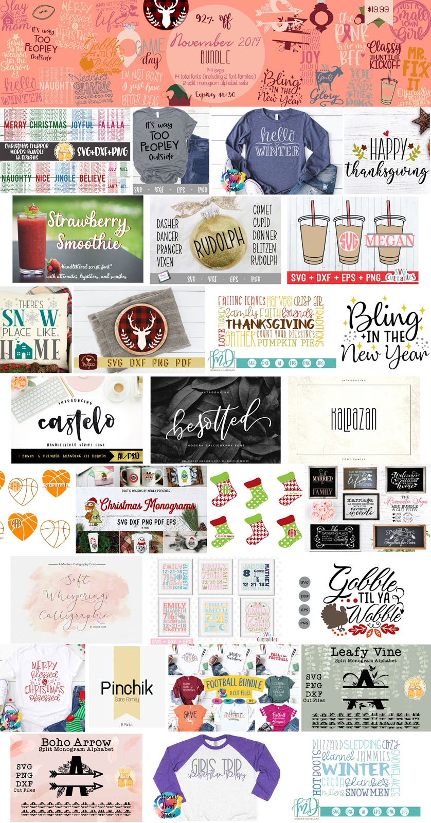 Silhouette SVG, Cricut SVG, Silhouette fonts, Cricut fonts, Commercial use SVG, Silhouette cut files, Cricut Cut Files