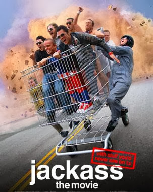 Poster Of Hollywood Film Jackass The Movie (2002) In 300MB Compressed Size PC Movie Free Download At worldfree4u.com