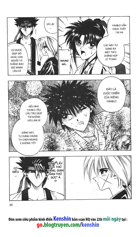 Rurouni Kenshin chap 32 trang 10