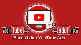harga-iklan-di-youtube-terbaru