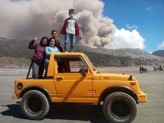 lokasi favorit bromo