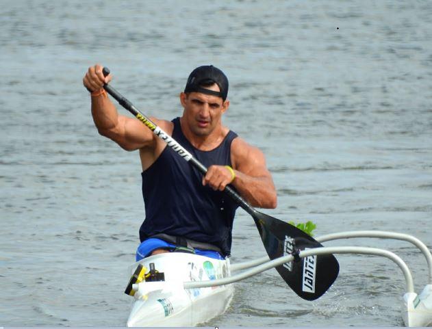 Atletas de paracanoagem que treinam na Ilha realizaram sexta  o último treino antes do embarque para as paralimpíadas de tóquio