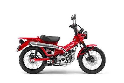 4 Rekomendasi motor bebek bergaya klasik terbaru
