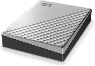 WD My Passport Ultra 5 TB