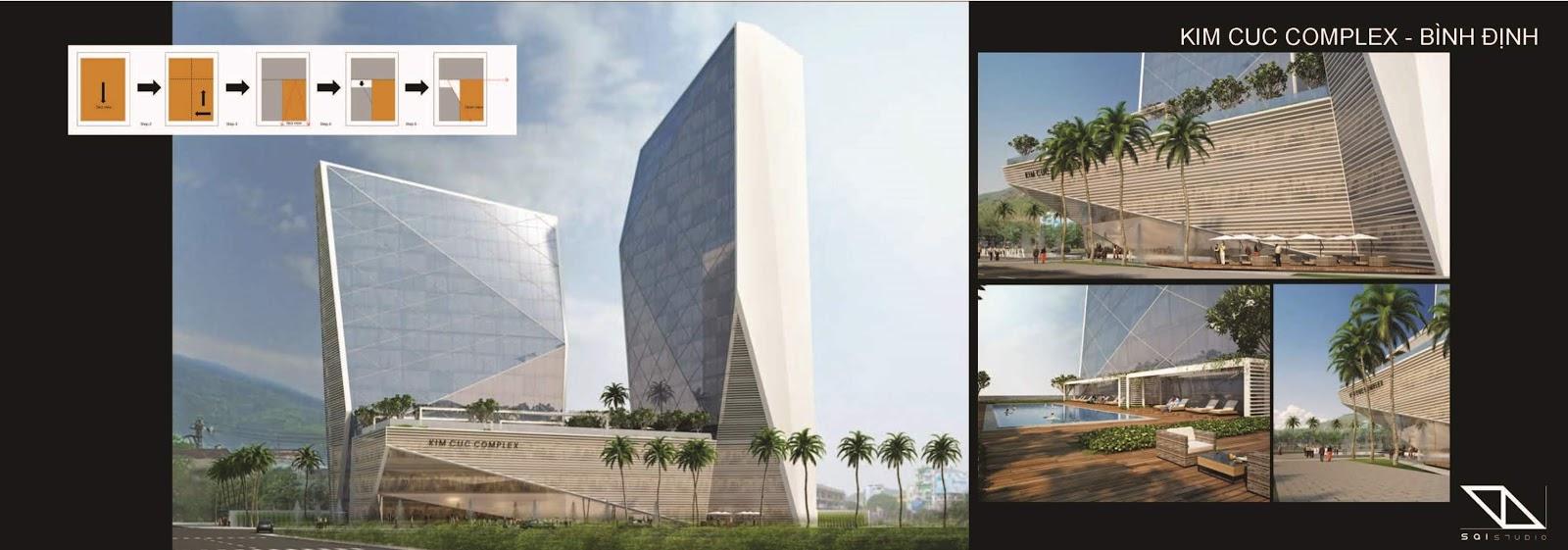 BUILDING KIM CUC COMPLEX - BÌNH ĐỊNH