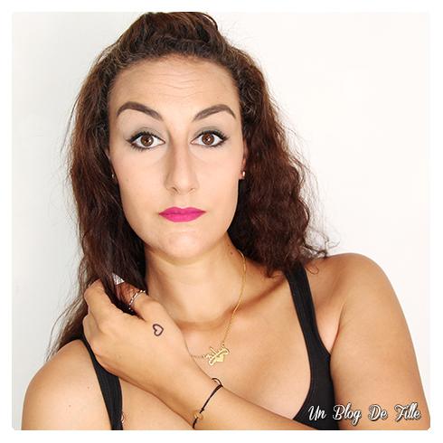 http://unblogdefille.blogspot.fr/2017/06/maquillage-kaki-et-magenta-msc.html