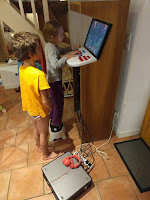 autoconstruction d'une borne d'arcade