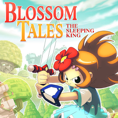 Blossom Tales The Sleeping King (Switch) [NSP] [Region Free] [+