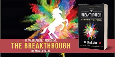 Book Blitz: The Breakthrough - Megha Bajaj