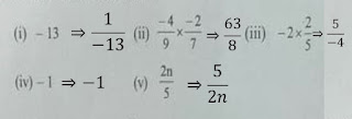class 8, mathematics, exercise 1 1