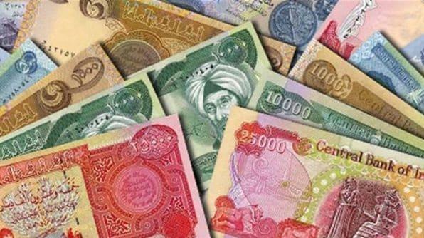 تخفيض قيمة العملة - مثال علي الدينار العراقي