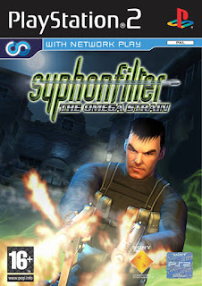 Syphon Filter The Omega Strain PAL PS2