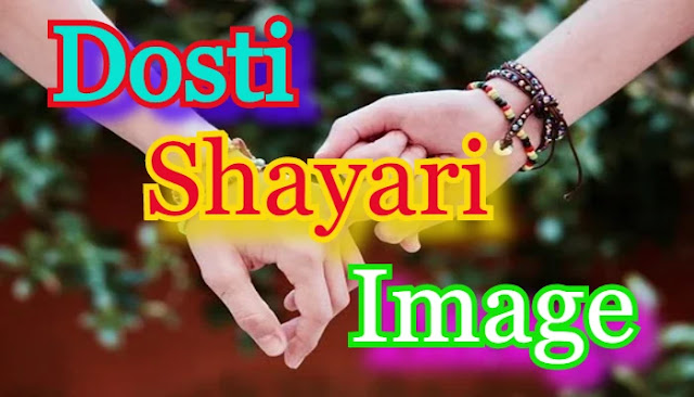 Dosti Shayari In English