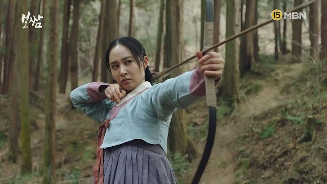 SNSD Yuri 'Bossam: Stealing Fate' Drama