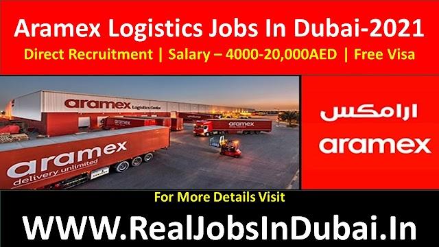 Aramex Company Hiring Staff In Dubia - UAE 2021