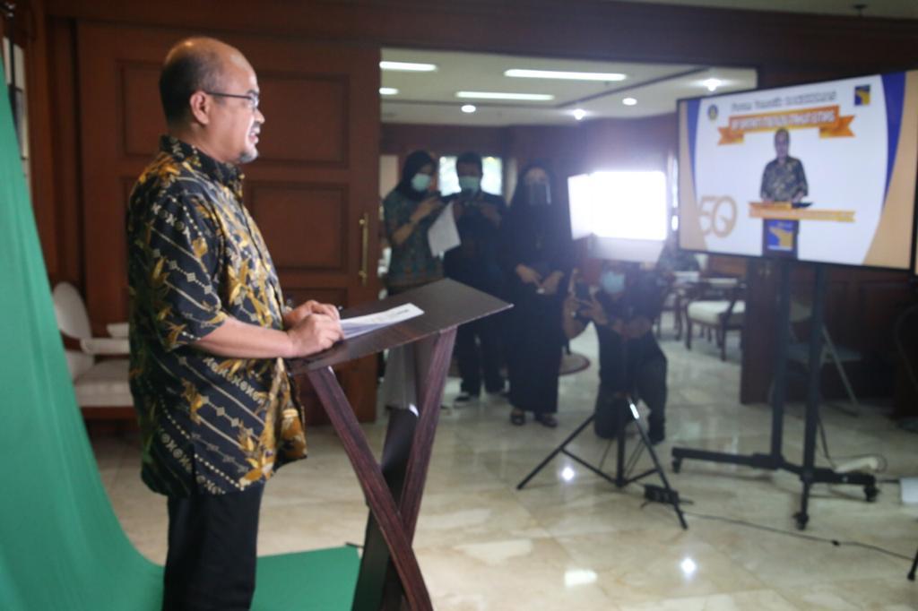 Melalui Webinar Bakohumas, BP Batam Paparkan Perkembangan dan Rencana Pembangunan Batam